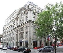 Texas Embassy Restaurant London Closed