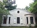 White dining house, Estate of graf Tolstoi, Onufriivka (2019-08-18) 02.jpg