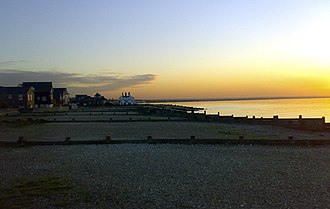 Whitstable - Whitstable Beach