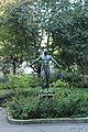Wien-Landstraße, Statue im Hanuschhof.JPG