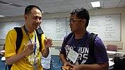 Wikimanía 2013 (1375941660) Hung Hom, Hong Kong.jpg