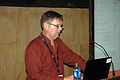 Wikimania 2009 - Gerard Meijssen- Testing the MediaWiki software and its extensions.jpg