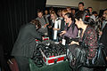 Wikimania 2009 - Translation audio devices.jpg