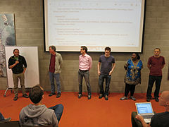 Wikimedia Foundation 2013 Tech Day 1 - Photo 06.jpg