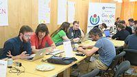 Wikimedia Hackathon 2017 IMG 4332 (34593952542).jpg