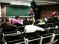 Wikimedia Meetup at FOSDEM 2013 Photo 3.JPG