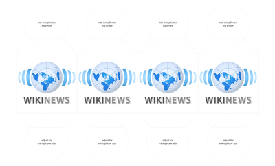 wikinews broadcast microphone flag wikinews the free news source