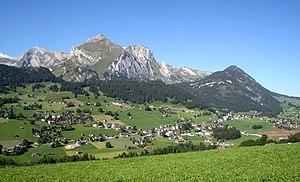 Wildhaus-Alt St. Johann - Image: Wildhaus 2009
