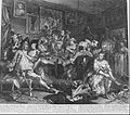 William Hogarth - A Rake's Progress, Plate 3, The Tavern Scene - Google Art Project.jpg