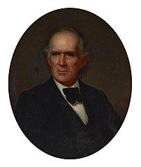 Portrait of Jacob Cox