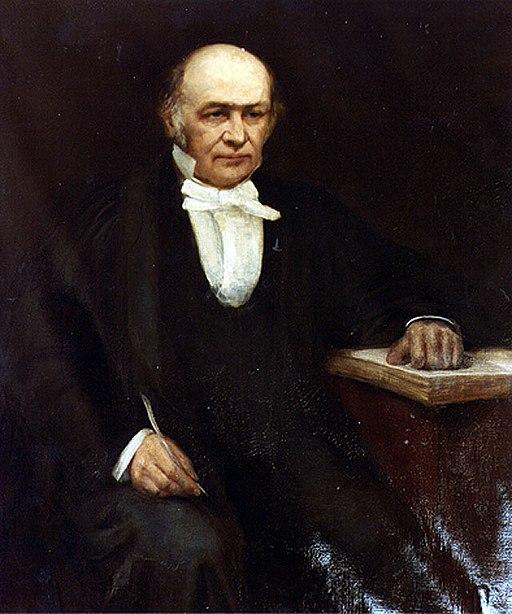 William Rowan Hamilton painting