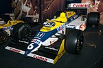 Williams FW11B front-left 2017 Williams Conference Centre.jpg