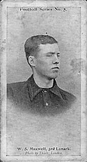 William Maxwell (footballer)