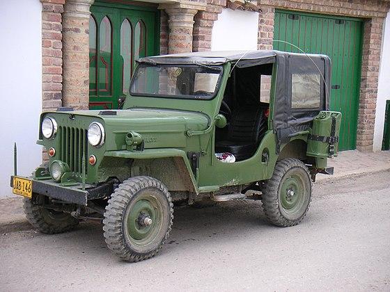 Jeep Cj Wikiwand