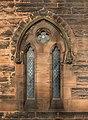 Windows of St Columba Church of Scotland, Glasgow, Scotland 05.jpg