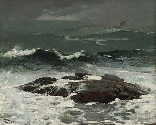 Winslow Homer Summer Squall