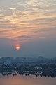 Winter Solstice Sunset - Kolkata 2011-12-22 7708.JPG