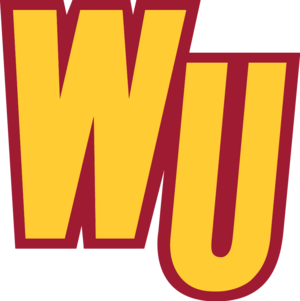 Winthrop Eagles men's basketball - Image: Winthrop Eagles wordmark