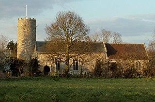 Wissett village and parish in the Waveney district of Suffolk, England