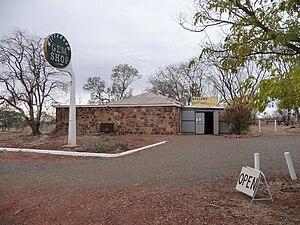 Wittenoom, Western Australia - Image: Wittenoom WA Gem Shop