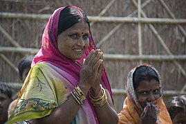 Woman in Vaishali district.jpg