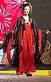 Woman wearing modern qixiong ruqun (a type of Hanfu) at IDO32 (20200118144012).jpg