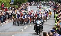 Womens Olympic Road Race Peleton - July 2012.jpg
