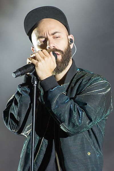 Picture of a band or musician: Woodkid
