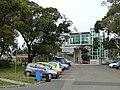 Woolooware railway station, Denman Avenue, Woolooware, New South Wales (2010-07-19) 02.jpg