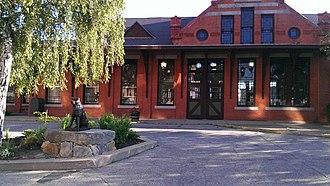 Woonsocket, Rhode Island - Woonsocket Depot Square