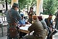 World War I reenactments of Austria-Hungary army in Pisek in 2011 (4).JPG