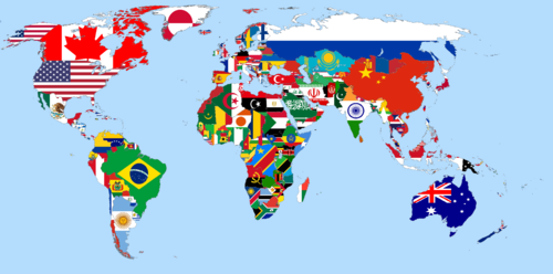 World flag map Version 2.2.png