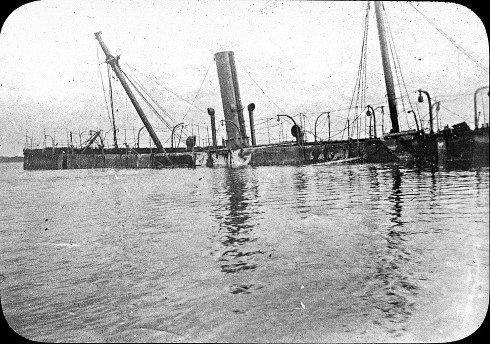 Wreck of Velasco (2)