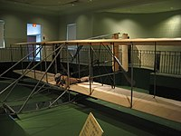 Wright Flyer III at Carillon Park.jpg