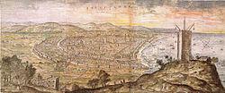 ברצלונה בשנת 1563