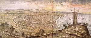 Barcelona - Barcelona in 1563