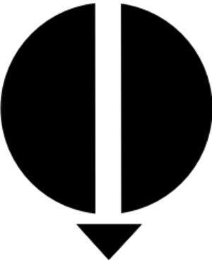 XI Army Corps (Wehrmacht) - Image: XI Armee Korps unit marking Unternehmen Zitadelle