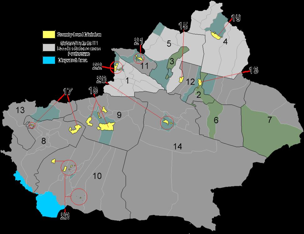 Xinjiang prfc map2