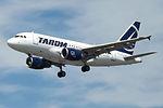 YR-ASA A318 Tarom (16417595479).jpg