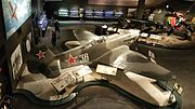 Yak9U at the Museum of Flight, Seattle top view.jpg
