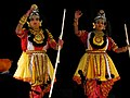 Yakshagana Performance at NINASAM (India Theatre Forum Stuyd Tour May 2013) (8764646772).jpg
