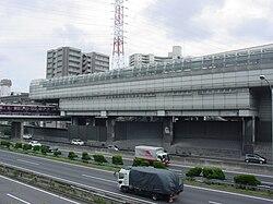 Yamada Station of Osaka Monorail.JPG