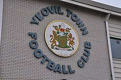 Yeovil - Huish Park - Yeovil Football Club Emblem (geograph 2851973).jpg