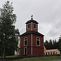Ylitornio church and belltower 2.jpg
