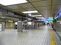 Yodoyabashi station Keihan line gate.jpg