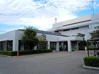 Yoshioka, Gunma Town in Kantō, Japan