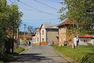 Záchlumí (Tachov District) - Image: Záchlumí, middle part