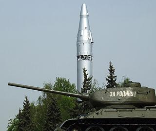 R-9 Desna Type of ICBM