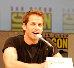 Zack Snyder w 2010 roku na Comic-Con International w San Diego
