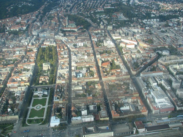 Zagreb areal view (13)